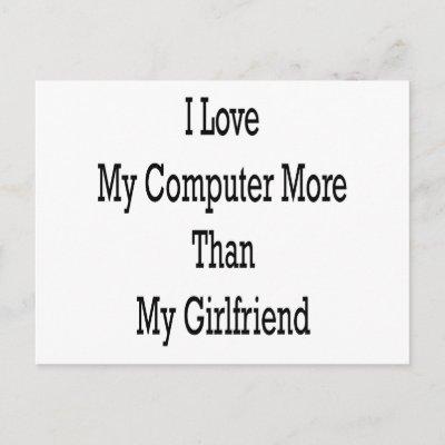 Computer Girlfriend
