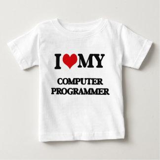 I love my Computer Programmer Tees