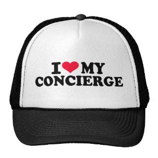 I love my Concierge Mesh Hat