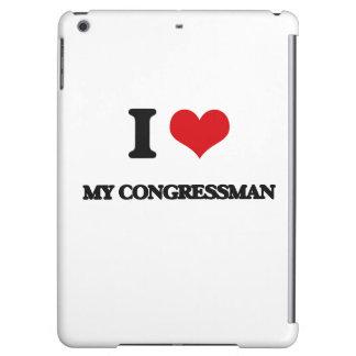 I love My Congressman iPad Air Cover