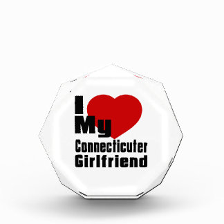 I Love My Connecticuter Girlfriend Awards