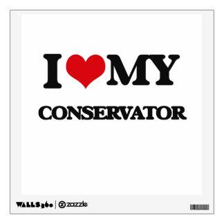 I love my Conservator Wall Decor
