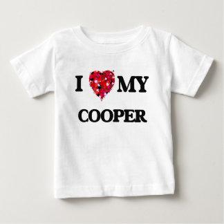 I love my Cooper Baby T-Shirt