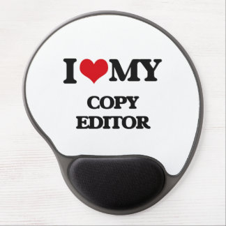 I love my Copy Editor Gel Mouse Pads