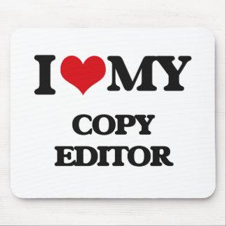 I love my Copy Editor Mouse Pad