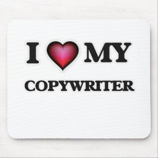 I love my Copywriter Mouse Pad