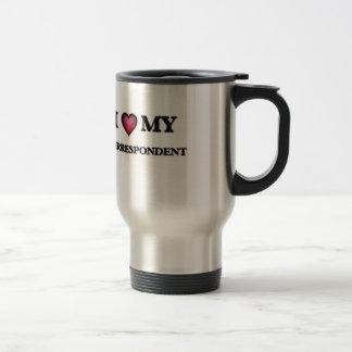 I love my Correspondent Travel Mug