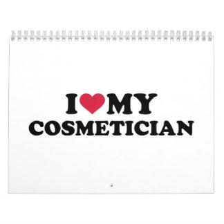 I love my Cosmetician Calendar