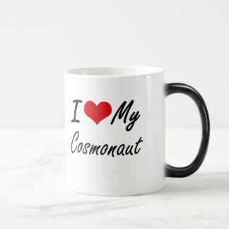 I love my Cosmonaut 11 Oz Magic Heat Color-Changing Coffee Mug