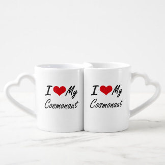 I love my Cosmonaut Couples' Coffee Mug Set
