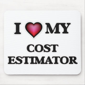 I love my Cost Estimator Mouse Pad