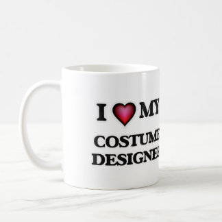 I love my Costume Designer Coffee Mug