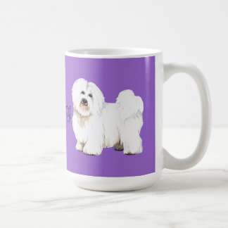 I Love my Coton de Tulear Coffee Mug