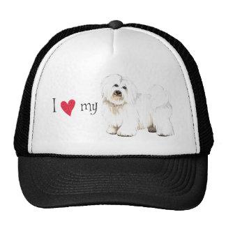 I Love my Coton de Tulear Trucker Hat
