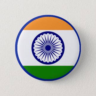 I Love MY Country India Pinback Button