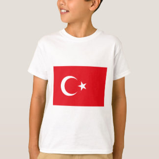 I Love MY Country Turkey Flag The MUSEUM Zazzle T-Shirt