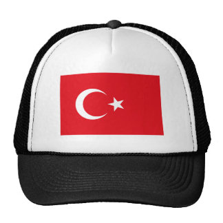 I Love MY Country Turkey Flag The MUSEUM Zazzle Trucker Hat