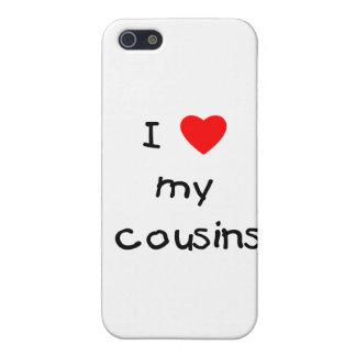I Love My Cousins iPhone SE/5/5s Case