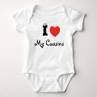 I love my cousins tshirts