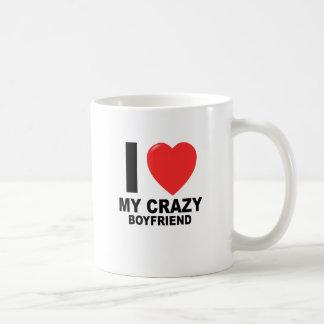 I LOVE my CRAZY Boyfriend Women's T-Shirts.png Coffee Mug
