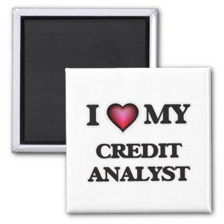 I love my Credit Analyst Magnet