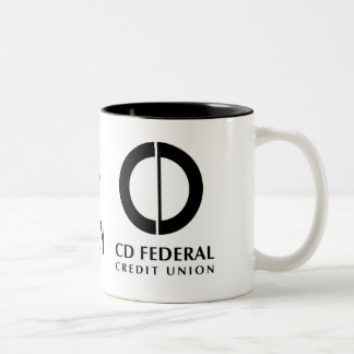 I Love my Credit Union Coffee Mug