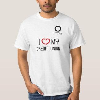 I Love my Credit Union T-Shirt