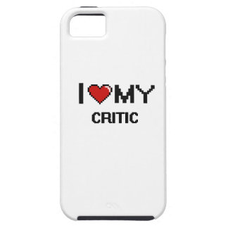 I love my Critic iPhone 5 Cover