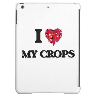 I love My Crops iPad Air Case