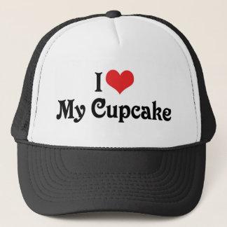 I Love My Cupcake Trucker Hat