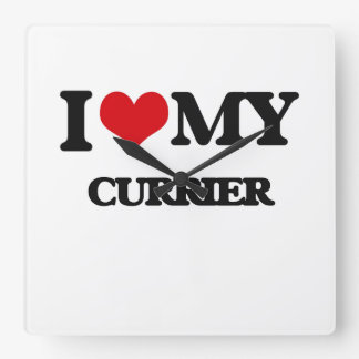 I love my Currier Square Wall Clock