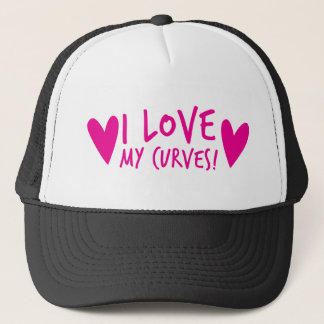 I love my CURVES Trucker Hat