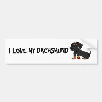 I Love Dachshunds I Love My Dachshunds B...