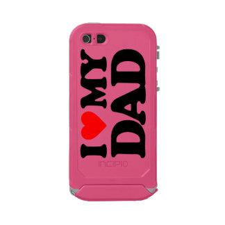 I LOVE MY DAD INCIPIO ATLAS ID™ iPhone 5 CASE
