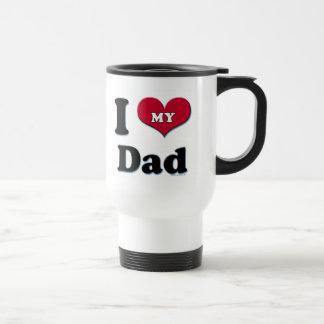 I Love My Dad - Mug