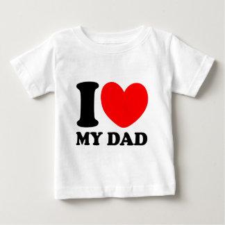 I Love My Dad Shirts