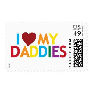 i love my Daddies Stamp