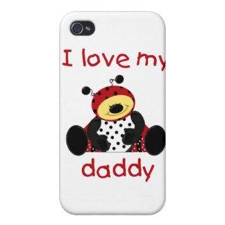 I Love My Daddy (boy bug) iPhone 4/4S Case
