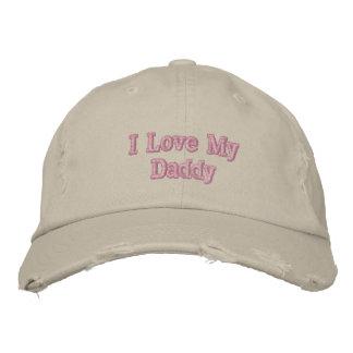 I Love My Daddy hat