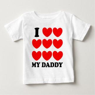 I Love My Daddy Tshirts