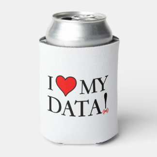 I Love My Data Can Cooler