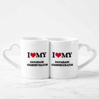 I love my Database Administrator Lovers Mugs