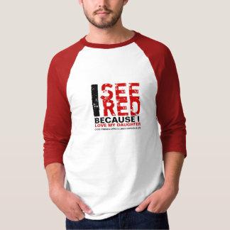 I LOVE MY DAUGHTER MENS TS T-Shirt