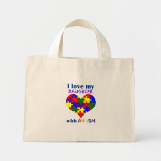 I love my daughter with Autism Bag