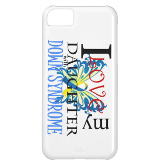 I Love My Daughter with Down Syndrome iPhone 5C Cases