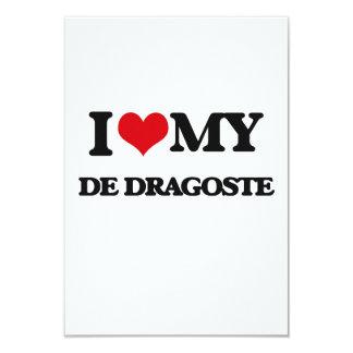 I Love My DE DRAGOSTE Comunicados