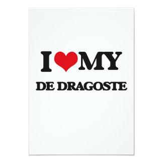 I Love My DE DRAGOSTE Comunicado Personal