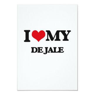 I Love My DE JALE Comunicado