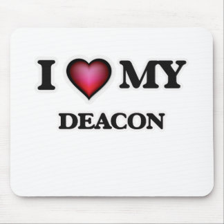 I love my Deacon Mouse Pad