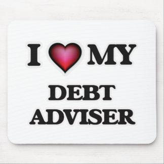 I love my Debt Adviser Mouse Pad